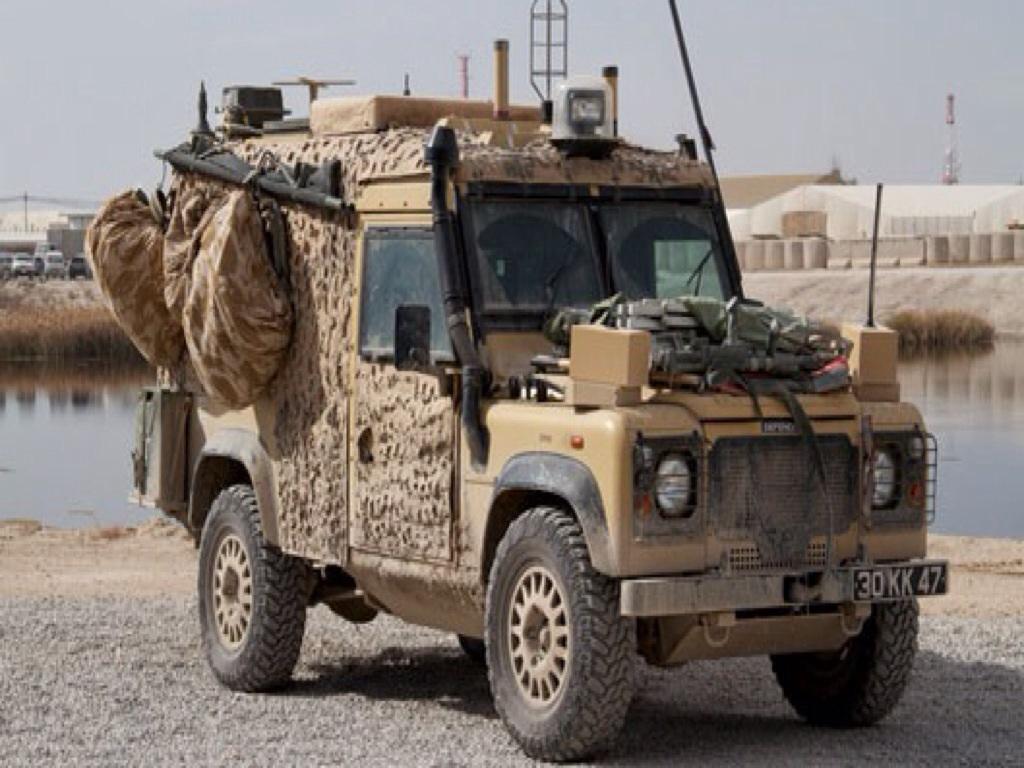 Snatch/Armoured
