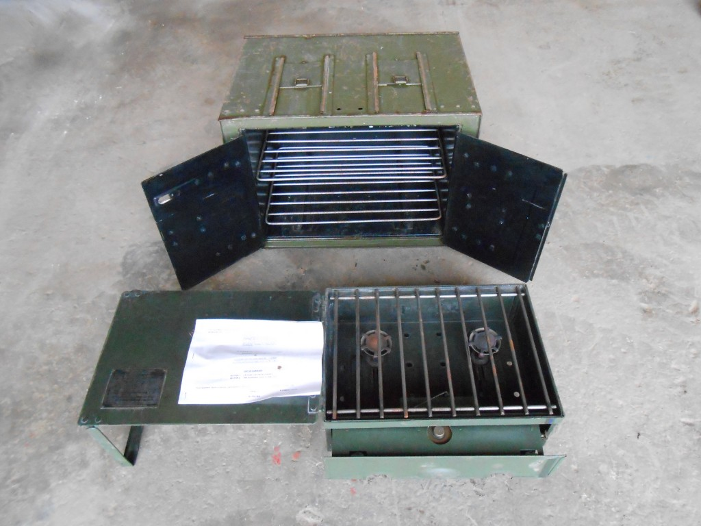Military Army Field Cooker Portable No3 MK3 Kitchen Camping Oven Hot Box  Stove