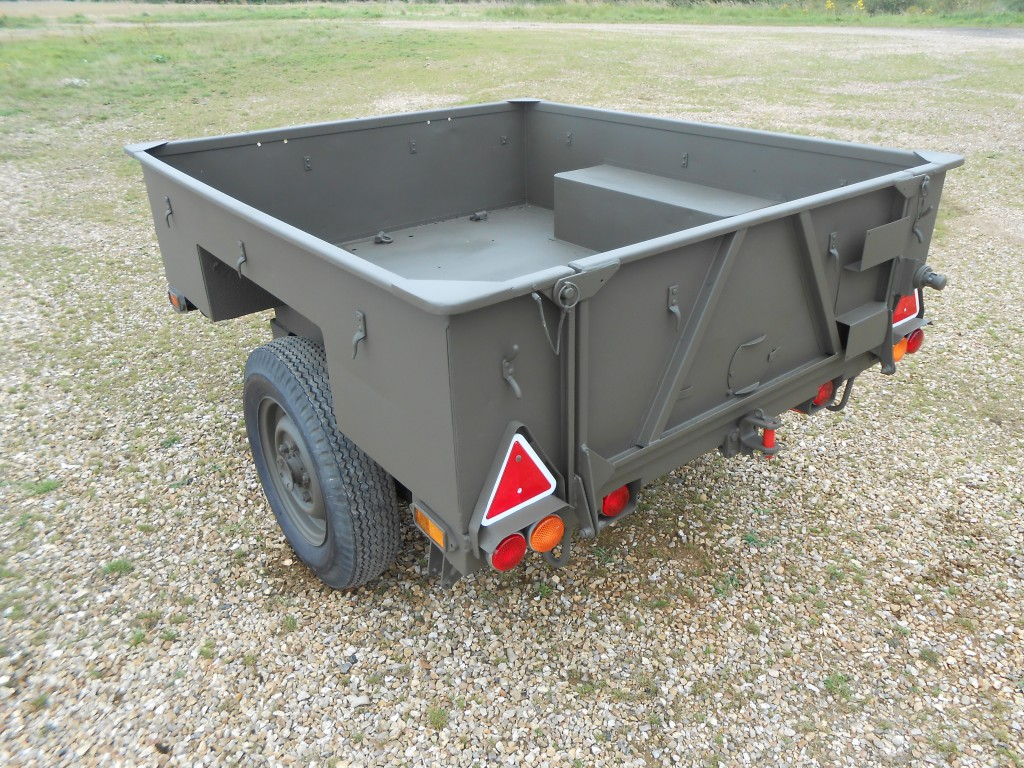 Land Rover Military Defender 90 110 Wolf Sankey Wide Track
