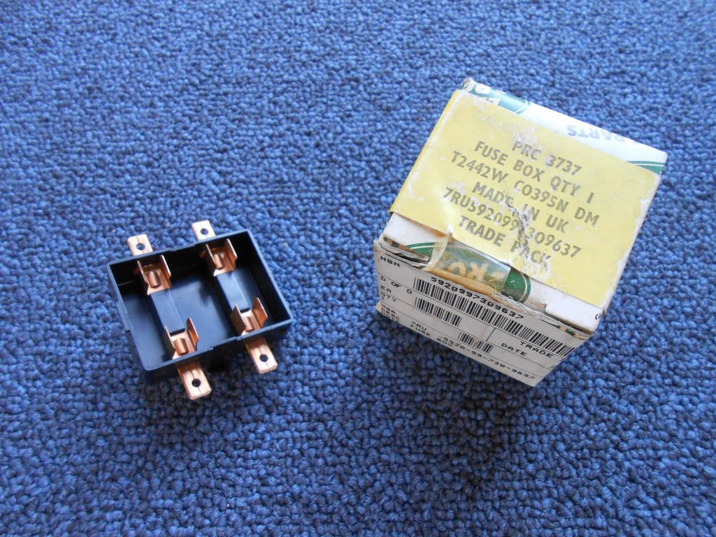 DSCN36481 land rover military defender 90 110 air conditioning fuse box,Defender 110 Fuse Box