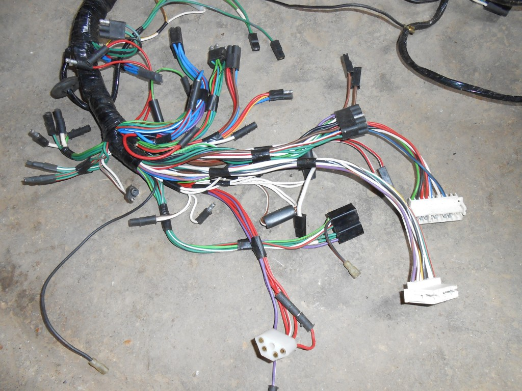 land rover military defender 90 110 main dash wiring harness loom land rover military defender 90 110 main dash wiring harness loom